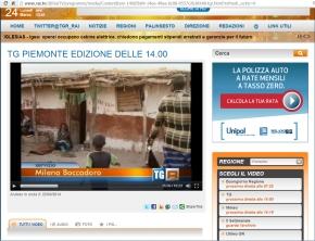 RAI 3: l'Ong LVIA per la Giornata Mondiale dell'Acqua