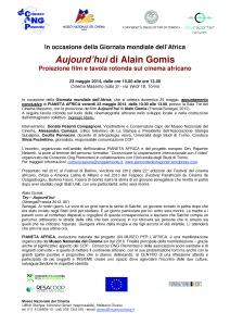 31_Comunicato stampa PIANETA AFRICA_Aujourd'hui di Alain Gomis_23