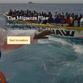 The Migrants Files vince il Data Journalism Award