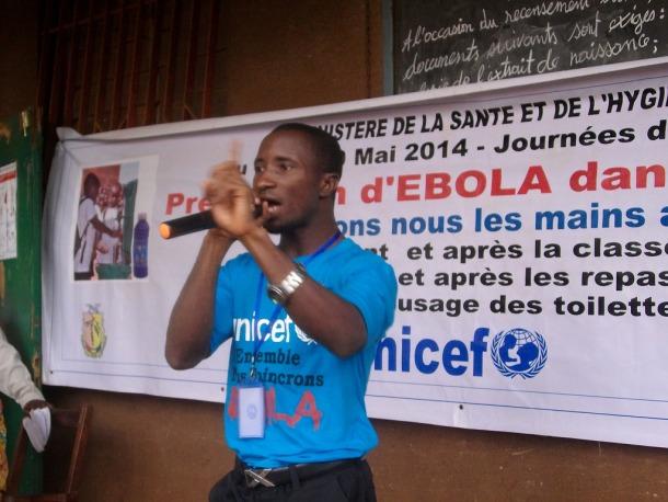 Ebola informazione