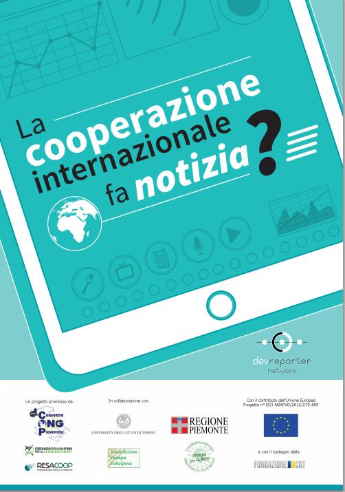 La cooperazione internazionale fa notizia?