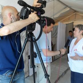 I profughi del Kurdistan e un'idea digiornalismo