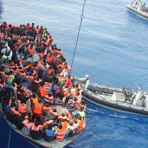 Come i giornali europei hanno trattato la crisi deimigranti