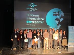 Forum internazionale di Barcellona: premiati i reportage vincitori e presentato ilVademecum